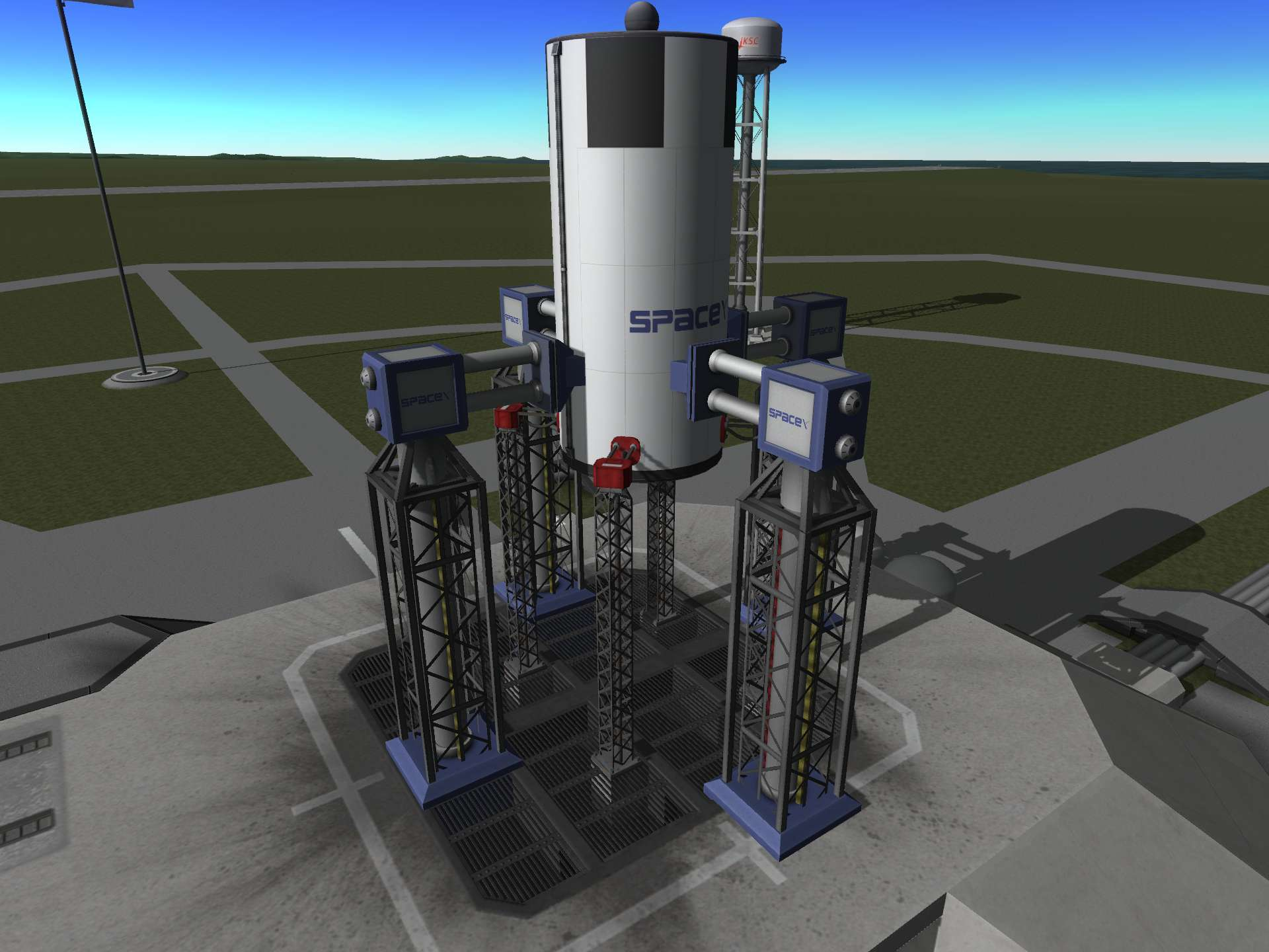 how to build kerbal heavy lifter